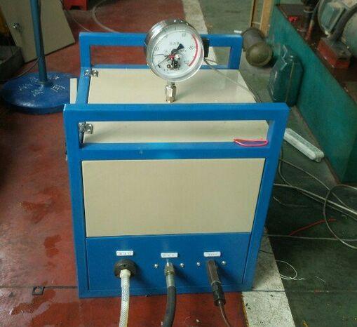 试压泵压力集成阀组